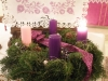 Adventi gyertyagyújtás 2012.