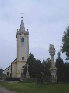 Bögöti templom